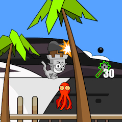 castle cat 2 game
